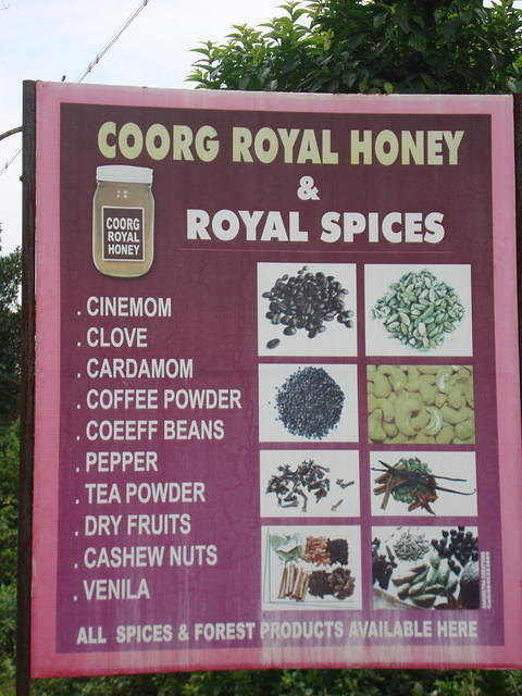 Coffee Hoarding in Coorg