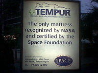 Mattress Spaced Out