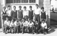 KVASC, Xth A section, 1982