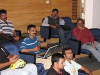 Wikipedia Meet Bangalore23