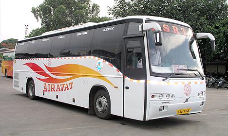 KSRTC Volvo Airavat. Image source http://www.ksrtc.in/site/airavat