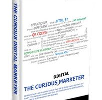 Book Review: The Curious Digital Marketer by afaqs!