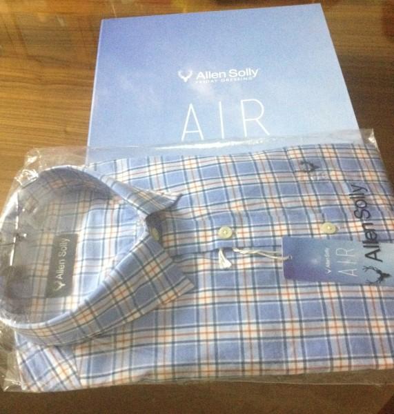 Allen Solly Gift!
