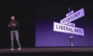 Steve Jobs and Liberal Arts
