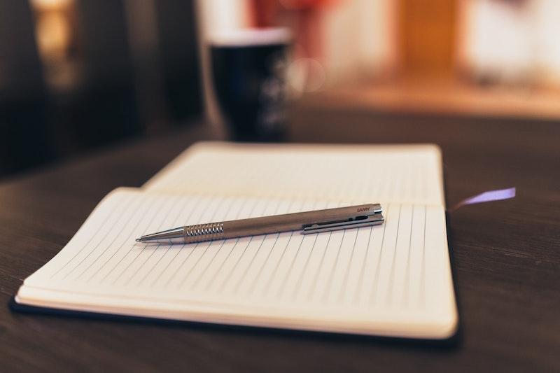 Book to write