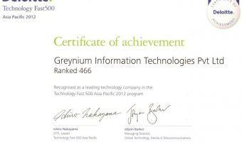 Deloitte Technology Fast 500 Asia Pacific Program