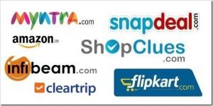 Ecom Brands in India. Image source https://www.linkedin.com/pulse/20141018173150-161464176-indian-e-commerce-train