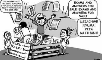For those who go thru re-exams, this is just not funny