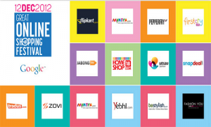 Great Online Shopping Festival in India