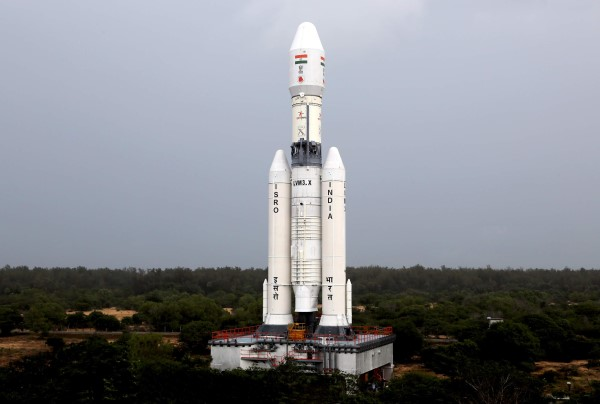 India's heaviest rocket GSLV Mark III launched from Sriharikota. Source Oneindia.com