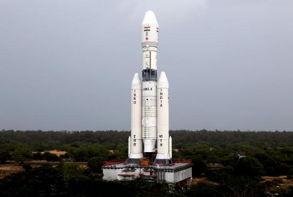 India's heaviest rocket GSLV Mark III launched from Sriharikota. Source Oneindia.com