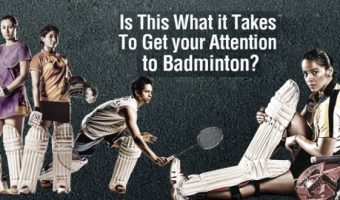 Indian Badminton League Poster