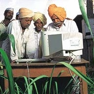 Rural Internet Users in India / Image credit: india-briefing.com