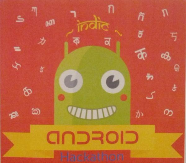 indic android hackathon 2014, bangalore