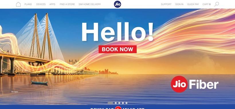 JioFiber Launch - Sept 5, 2019