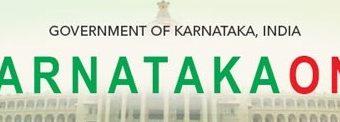 Bangalore One is now Karnataka One