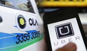 Ola Uber. Image source India CEO