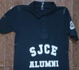 SJCE Alumni T-shirt