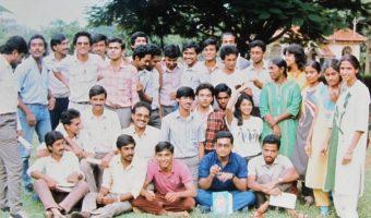 Computer Science< SJCE, Mysore (1984-88)