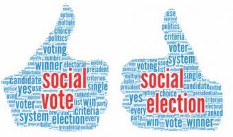 Social Media in elections in India