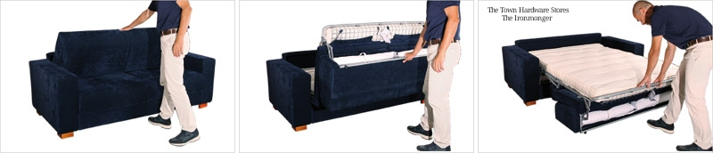 Sofa Cum Bed from http://theIronMonger.in/
